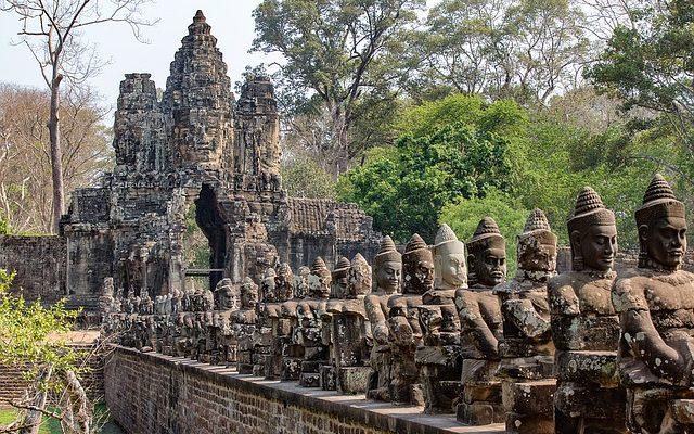 angkor wat Camboya fotos