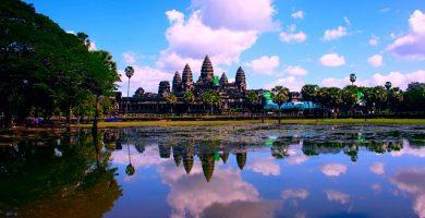 visitar AngkorWat en Camboya