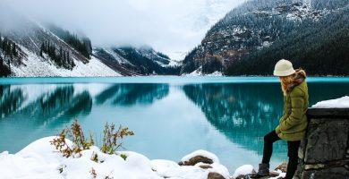 visitar los lagos de Canadá