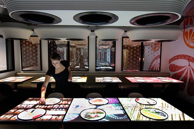 Restaurante Inamo Londres