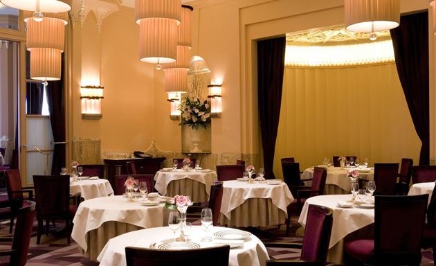 Restaurante Gordon Ramsay Londres