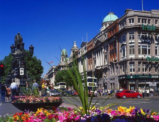 Turismo en Dublín
