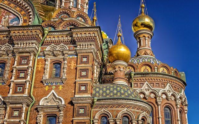 turismo en San Petersburgo