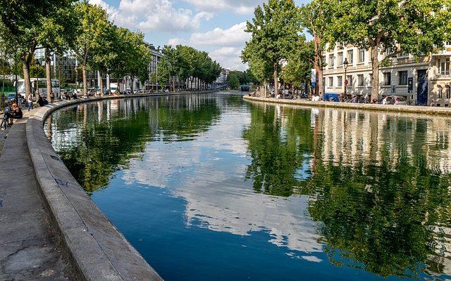 canal saint martçin