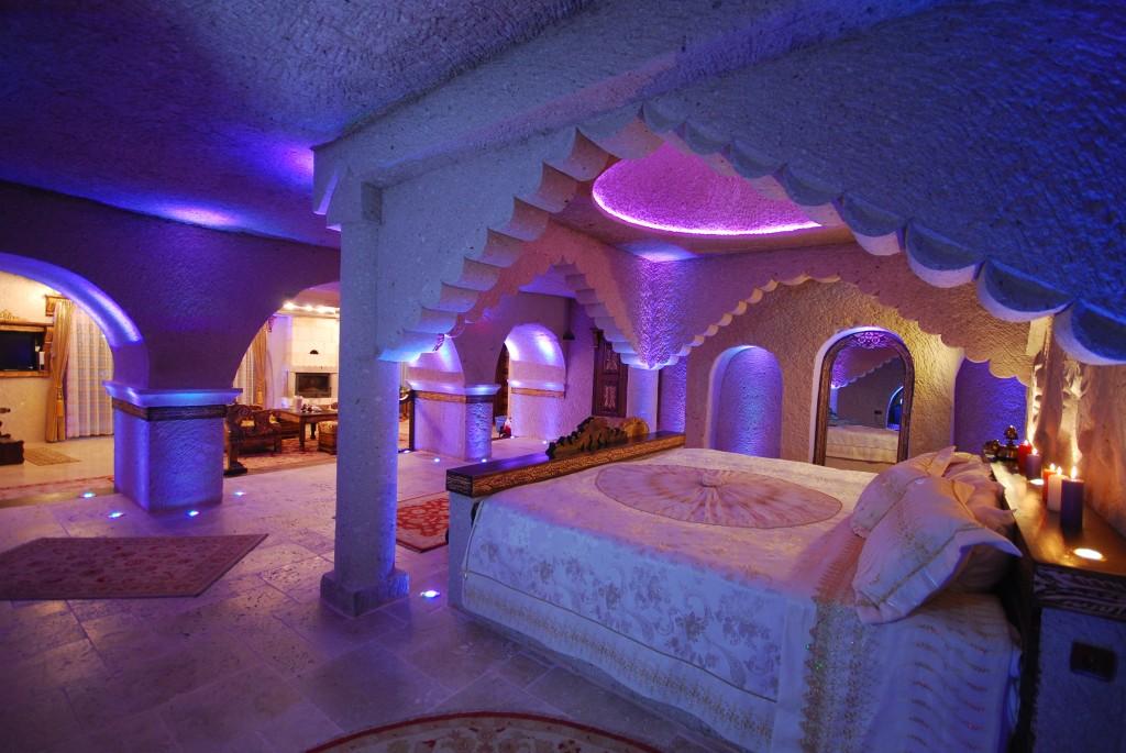 hotel cueva gamirasu