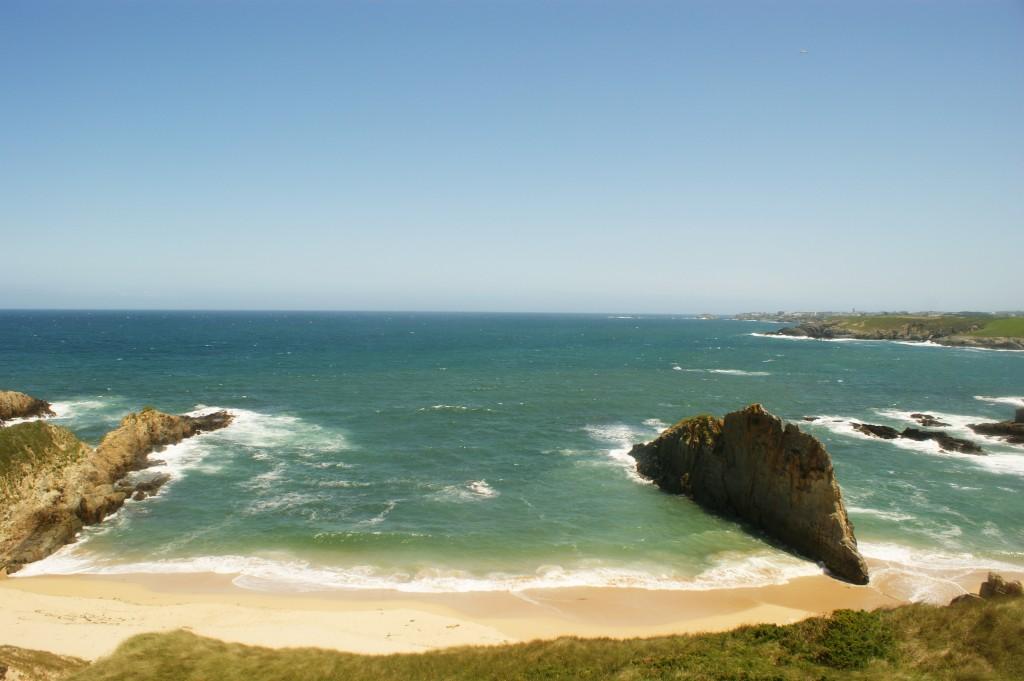 mejores playas del mar cantábrico