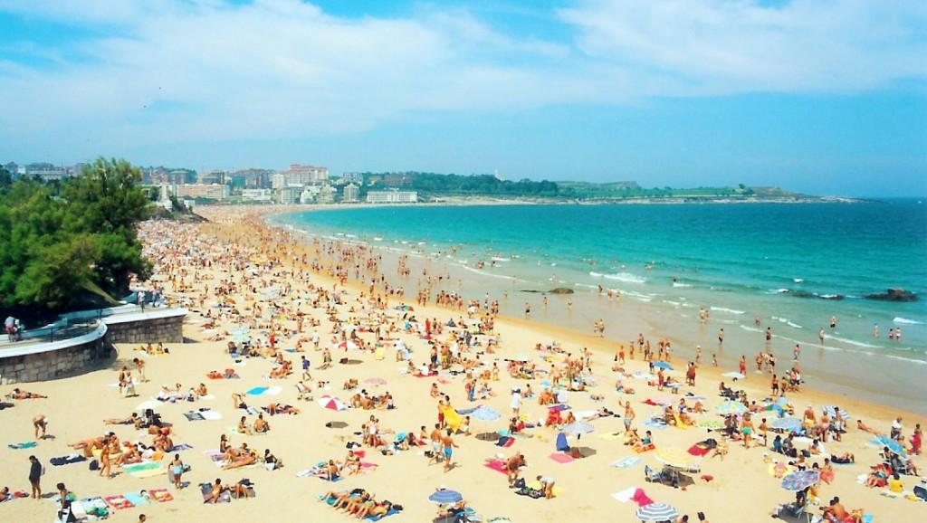 playas cantabrico