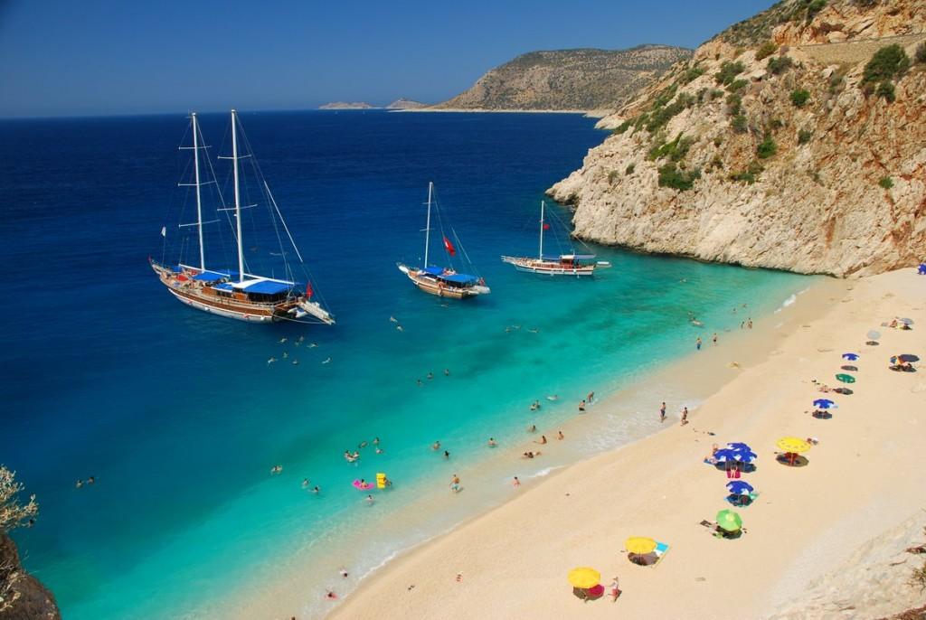 playas turquia las mejores
