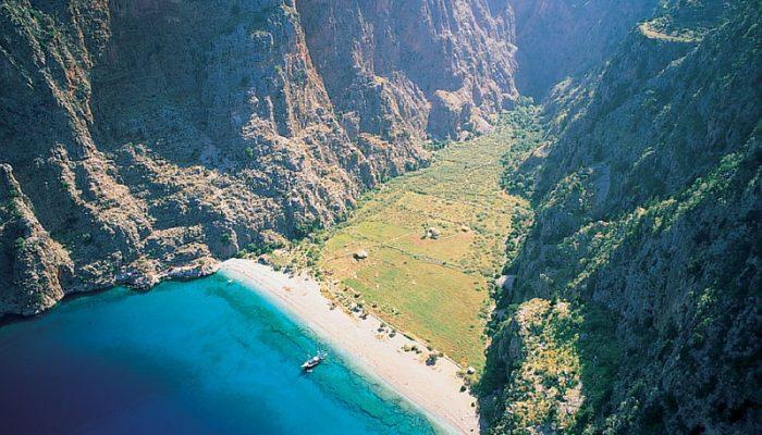mejores playas en turquia