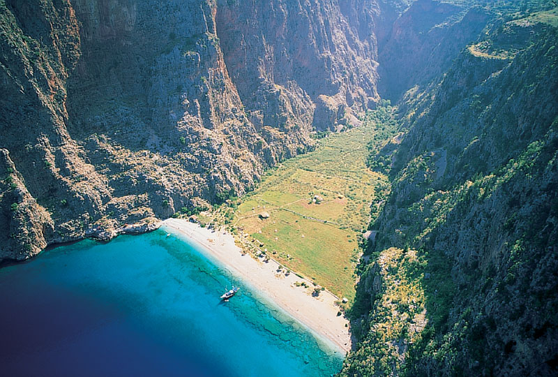 mejores playas turquia