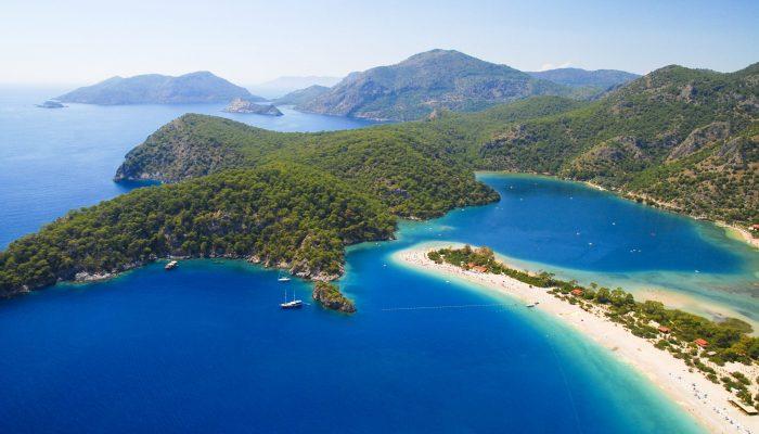mejores playas turquía