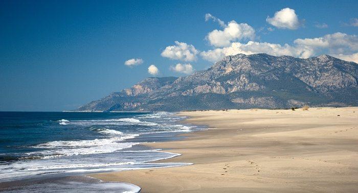 playas bonitas de turquía