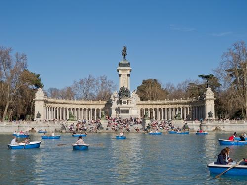 visitar Madrid con niños