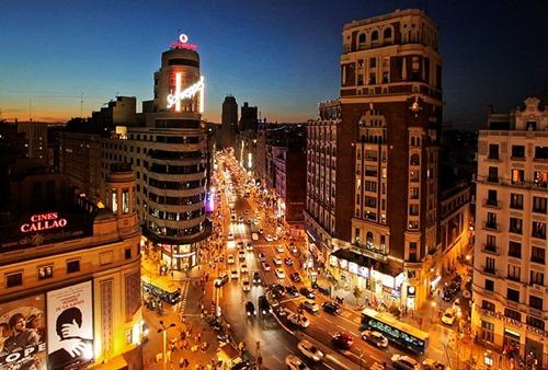 sitios para visitar en Madrid