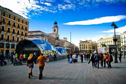viaje a Madrid
