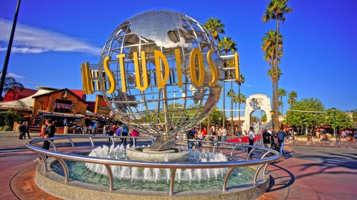 universal studios Los Ángeles