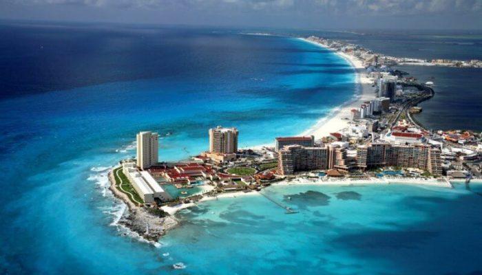 playa de cancún mexico