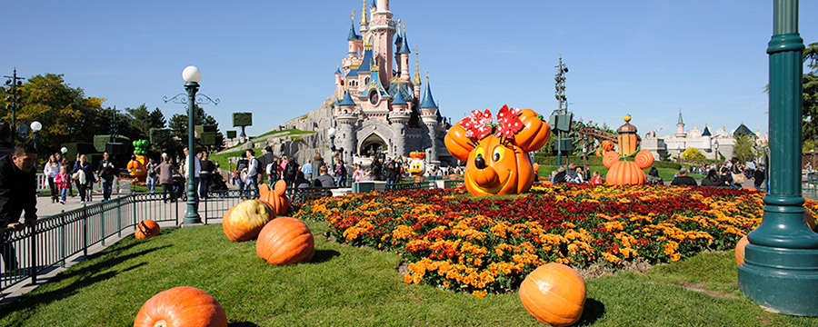 halloween 2017 disneyland paris