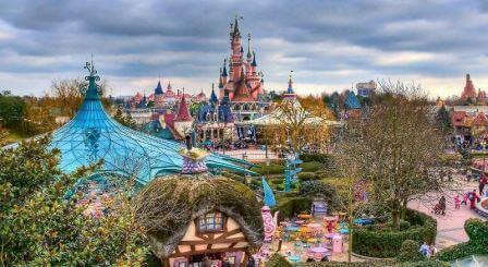 disneyland paris 2017