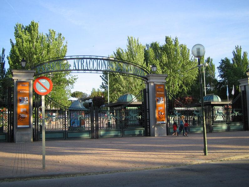 parques atracciones españa