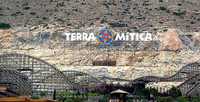 mejores parques de atracciones en España