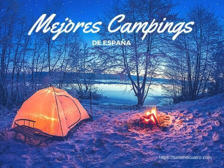 Mejores campings de espa a ranking actualizado 2018 - Campings de lujo en espana ...