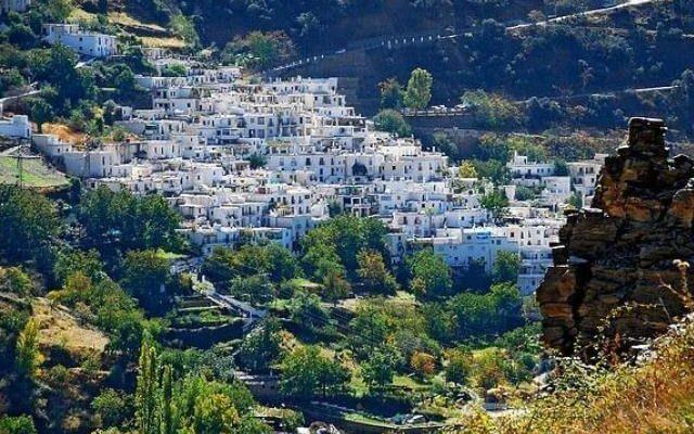 pueblos más bonitos de Granada