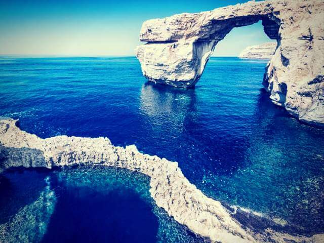 vacaciones en malta en agosto