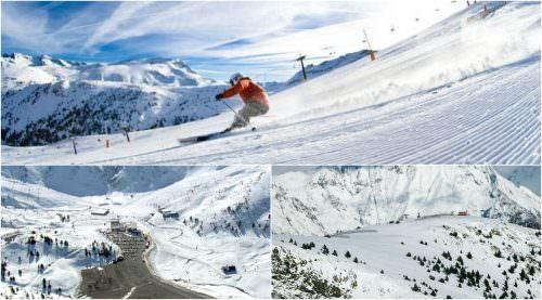 mejores estaciones de esquí España