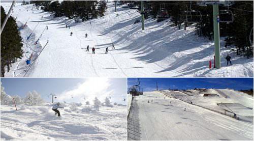 estaciones de esqui España