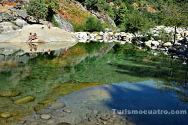 piscinas naturales cerca de Madrid