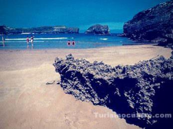 playas de asturias para niños