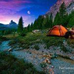 consejos fin de semana camping