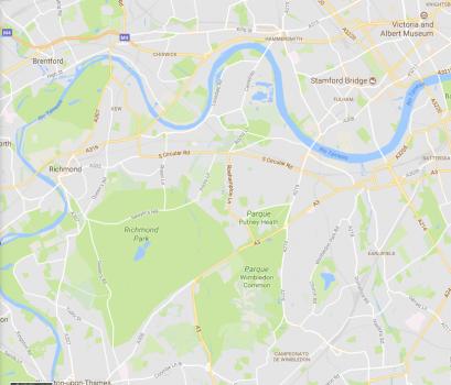parques de Londres más bonitos