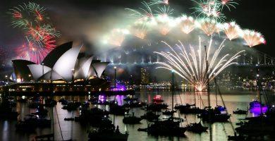 donde viajar en diciembre australia