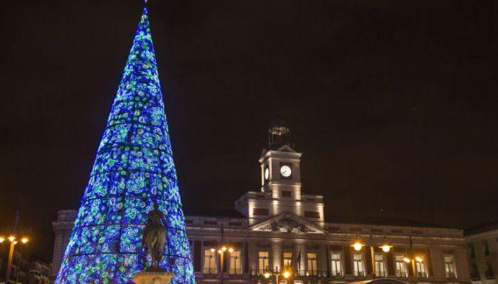 donde viajar en diciembre madrid