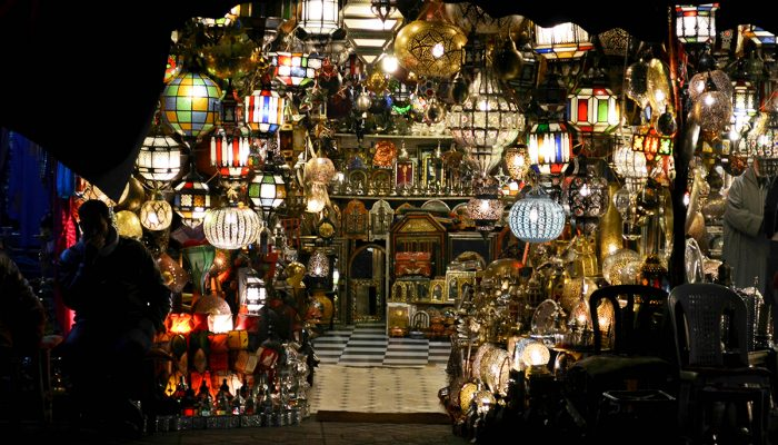 donde viajar en diciembre marrakech