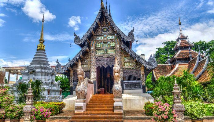 donde viajar en diciembre tailandia