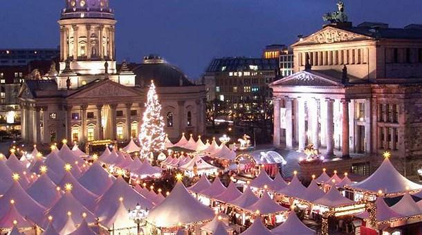 mercadillos de navidad europa