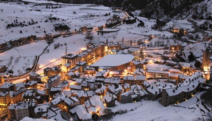 hacer turismo en invierno