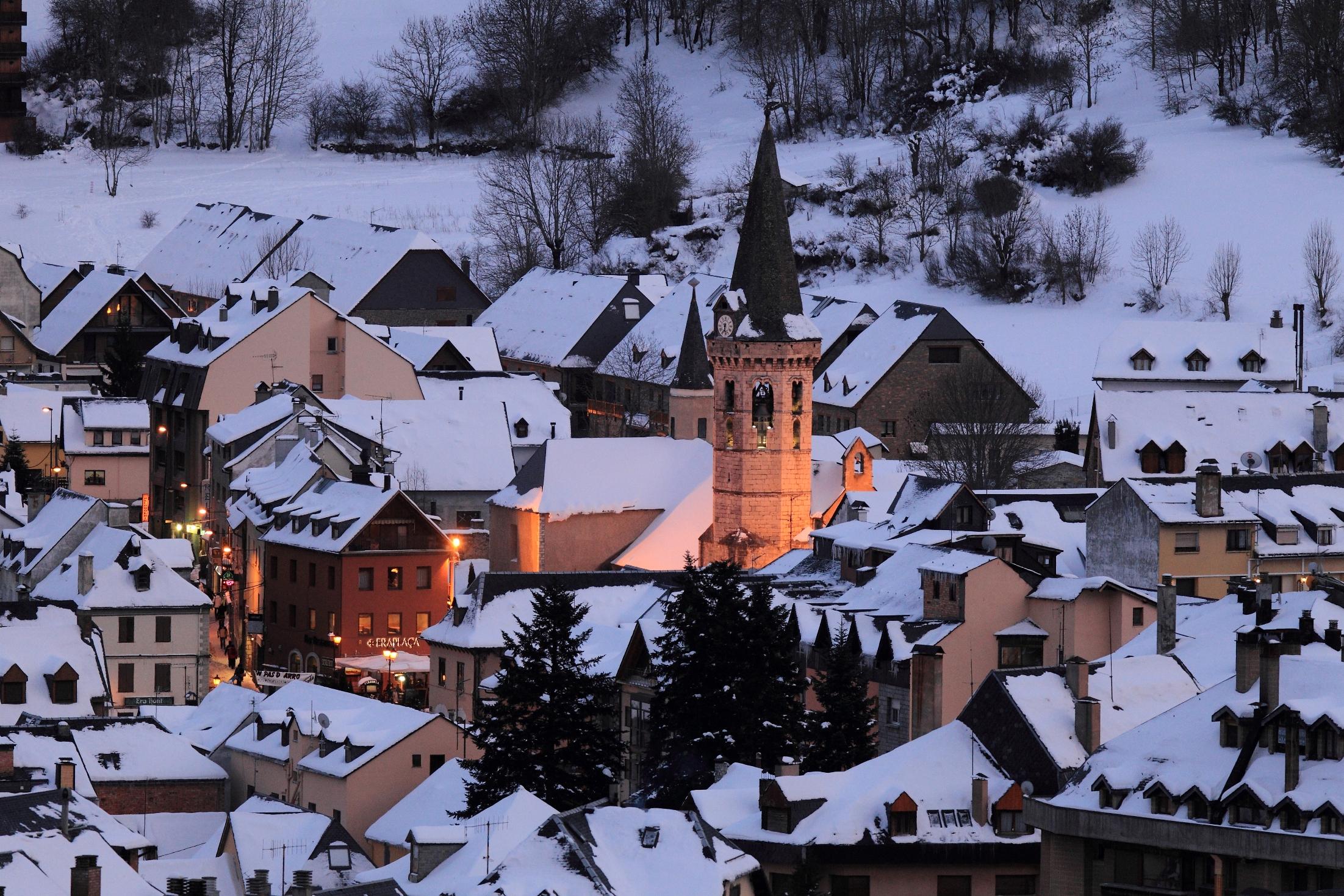 turismo en invierno
