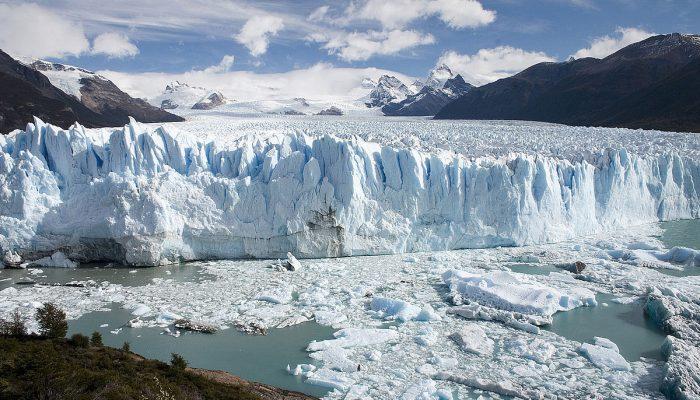 glaciares argentina