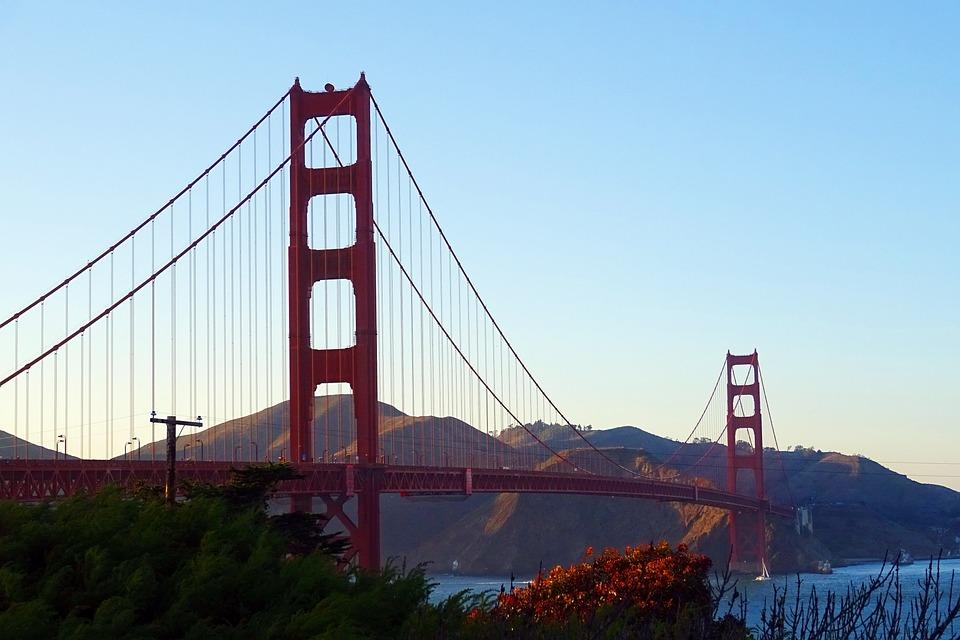viaje a california en abril