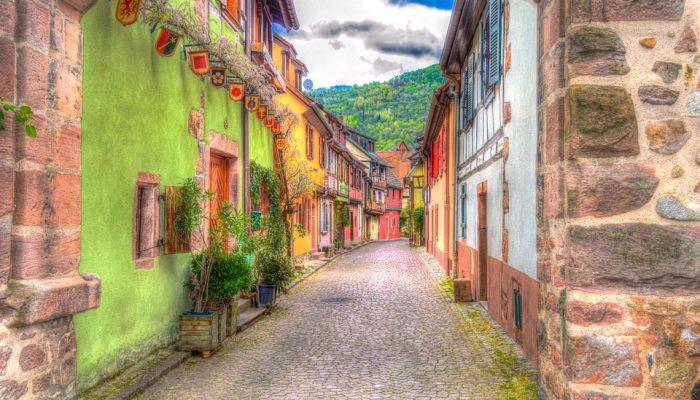 turismo en Alsacia