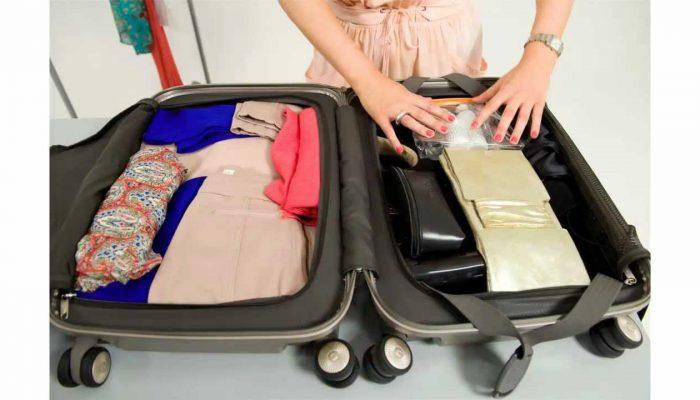 maletas con doble fondo