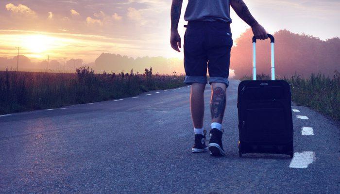 maletas de viaje para hombre