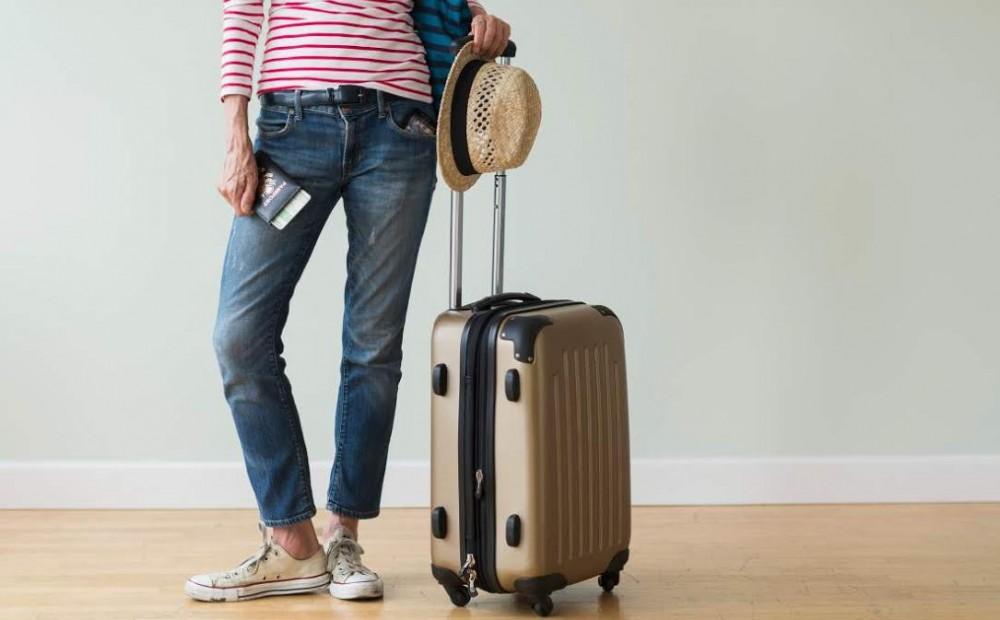 guía para comprar maleta viaje