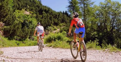 rutas en bici España