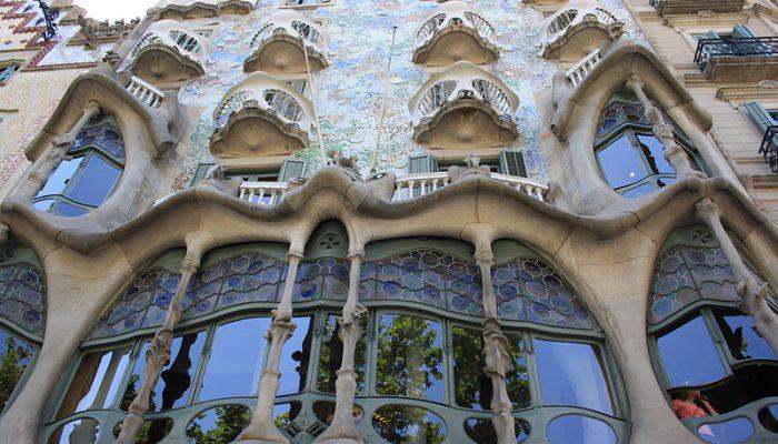 monumentos antonio gaudí