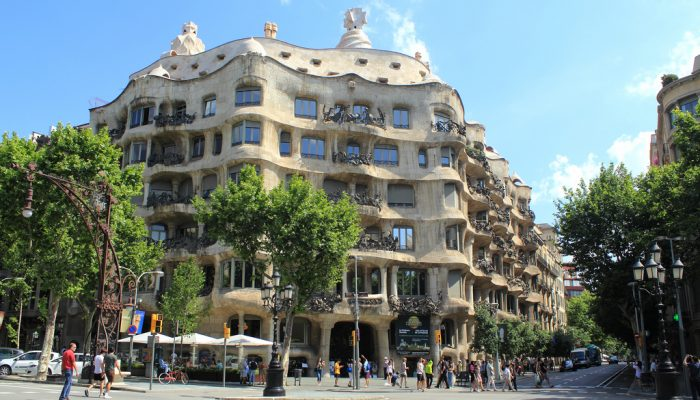 ruta gaudí barcelona
